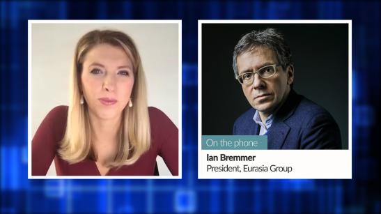 Eurasia Group's Ian Bremmer on Coronavirus & His Global Outlook