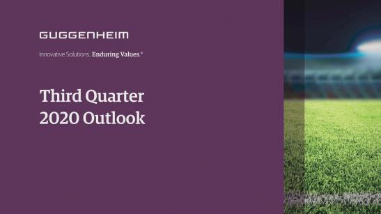 Third Quarter 2020 Outlook