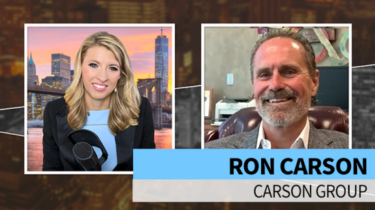 Carson Group Founder: The Power of Positive...