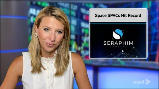 SpaceTech SPAC Deals Hit Record