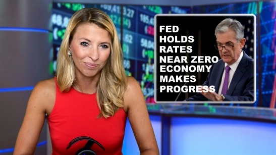 Fed Hold Rates Near Zero as Economy Makes...