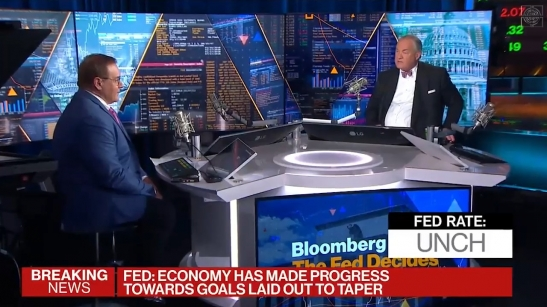 Fed Day: Staying the Course…for Now